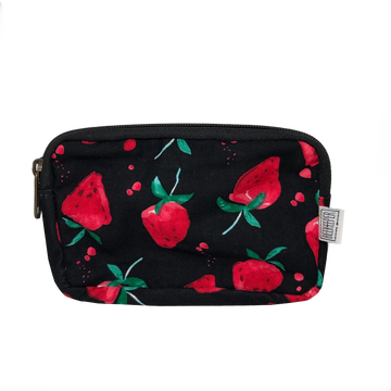 Strawberry Passport plus Phone Pouch