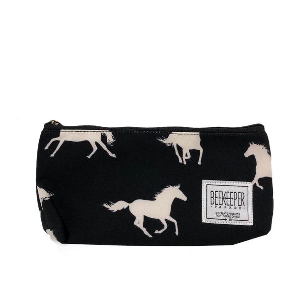 White Horse Pouch - Medium - Everyday Vegan Grocer