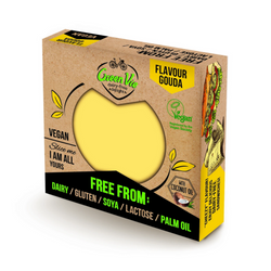 Green Vie - Gouda Flavour Cheese Block 250g