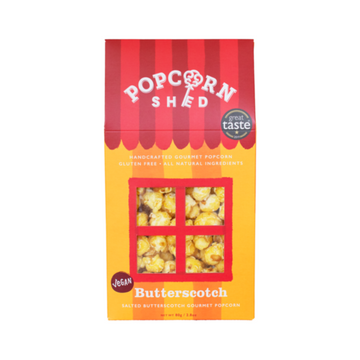 Popcorn Shed - Vegan Butterscotch 80g