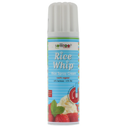 Soyatoo - Rice Whip Spray Cans 250ml