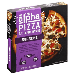 The Alpha - Supreme Pizza 6""