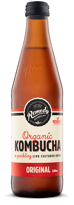 Remedy - Organic Kombucha Original 330ml