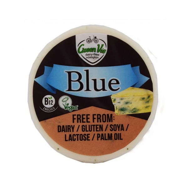 Green Vie - Blue Cheese Block 200g - Everyday Vegan Grocer