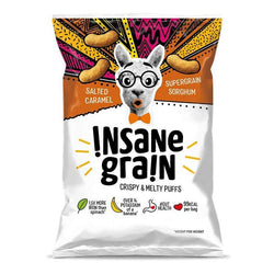 Insane Grain - Salted Caramel Sorghum Supergrain 24g
