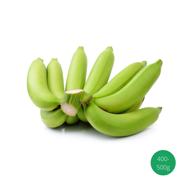 Organic Produce - Banana (Locally Grown) 400-500g - Everyday Vegan Grocer