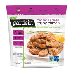 Gardein - Mandarin Orange Crispy Chick'n 300g