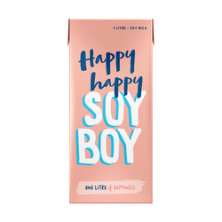 Happy Happy Soy Boy 1L