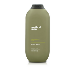 Method - Men Body Wash Bergamot + Lime 532ml