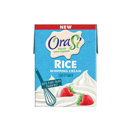 Orasi - Rice Whipping Cream 200ml