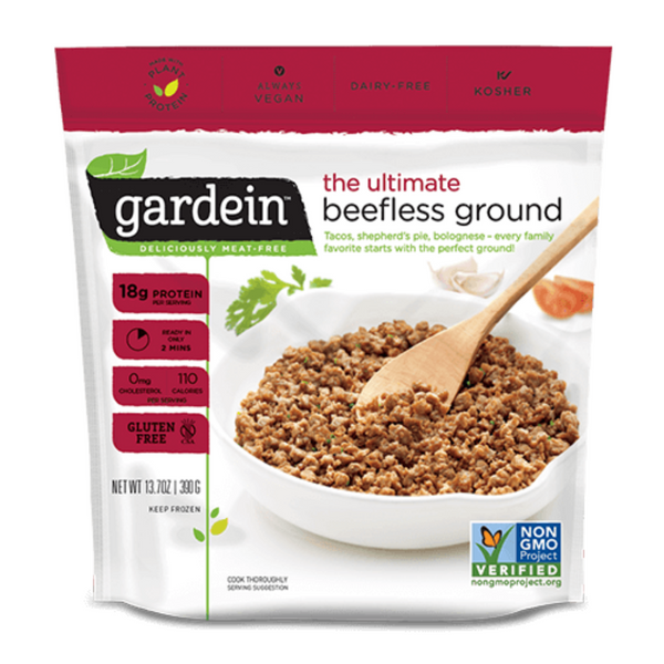 Gardein - Beefless Ground 390g - Everyday Vegan Grocer