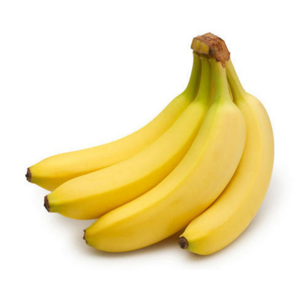 Fresh Produce - Dole Cavendish Banana (Set of 3, 400-500g) - Everyday Vegan Grocer