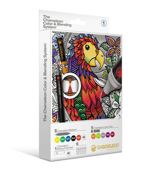 Chameleon Color & Blending System #1