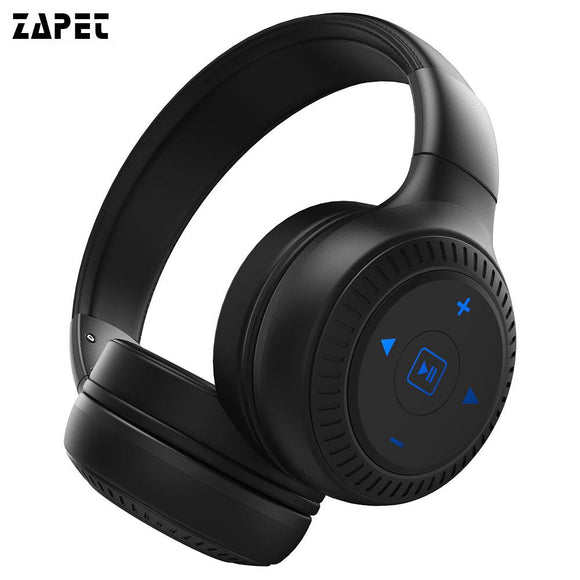 Casque Audio ZAPET B20-lookteck-Noir-lookteck