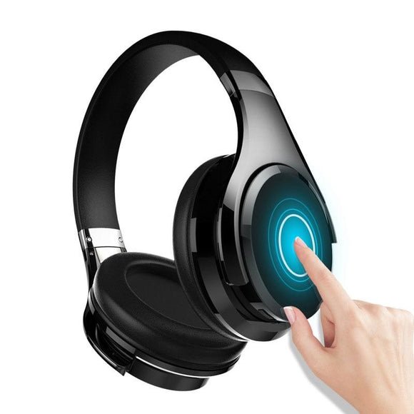 Casque Tactile Microphone | ZEALOT | Bluetooth-lookteck-lookteck