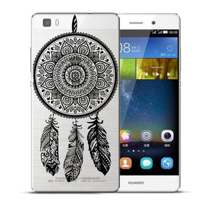 promos coques-promotion coques-coque iphone promos-coque samsung promos-Coque Dentelle Pour Huawei P8 P9 P10 P20 Lite Plus Mate 10 Pro Y5 Y6 II Y3 Y7 2017 Honor 9 6X 7X-lookteck