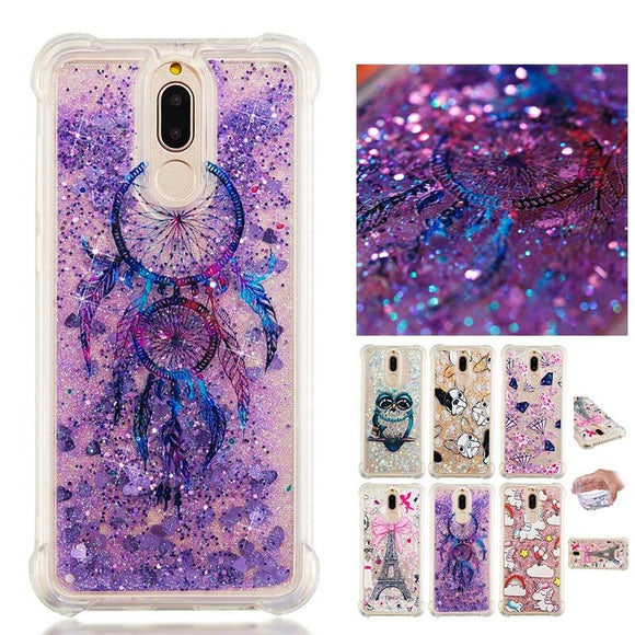 promos coques-promotion coques-coque iphone promos-coque samsung promos-Coque liquide Pour Huawei 10 Lite 20 Pro Nova 2i P20 P10 P8 Lite 2017 Honor 8 6C Y6 Y5 Y3 Y7 P-lookteck