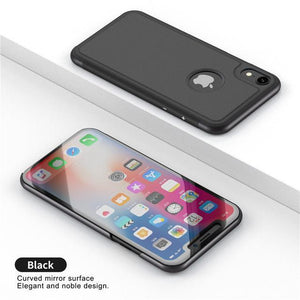 promos coques-promotion coques-coque iphone promos-coque samsung promos-Coque Luxe Miroir 360 Degrés | iPhone-lookteck