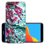 promos coques-promotion coques-coque iphone promos-coque samsung promos-Coque Pour Huawei Y6 2018 En Silicone-lookteck