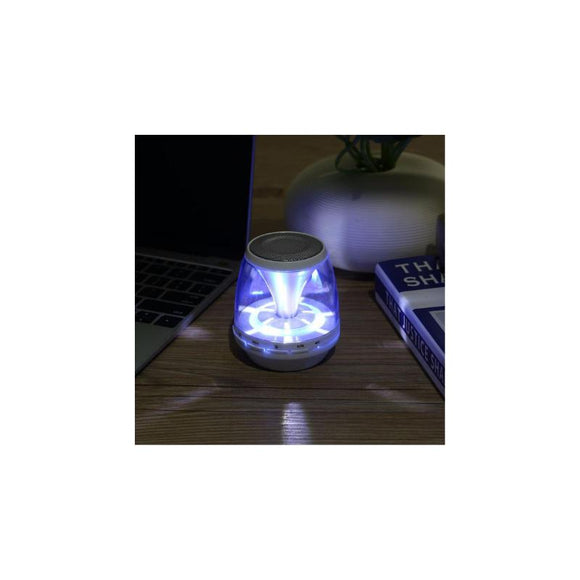 Enceinte Lumineuse Bluetooth | Rechargeable USB
