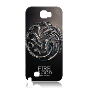 Coque game of Thrones Pour Samsung GALAXY Note 2 N7100