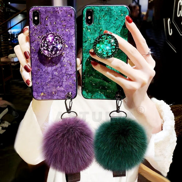 Coque Luxury Pour iPhone 8 8 Plus 6 6S 7 XS XR X