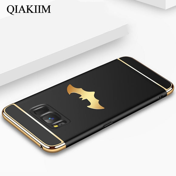 Coque Batman Pour Samsung Galaxy S8 S9 Plus Note 9 8 Cover A3 A5 A7 2016 2017 A6 Plus 2018