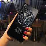 Coque Game Of Throne Pour Huawei Honor 9 Honor 10 P20