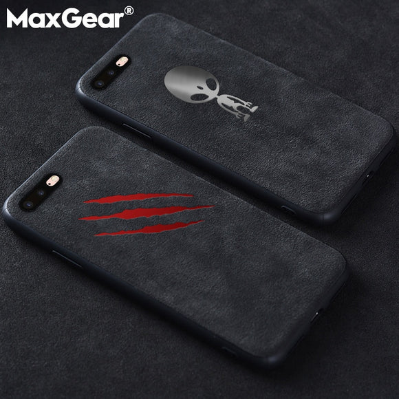 Coque BMW GTR AMG Pour iPhone XS MAX XR X 6 6S 7 8 Plus