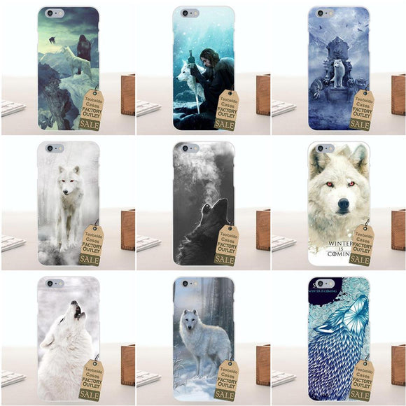 Coque Game Of Thrones Pour Samsung et Huawei G7 G8 Honor 5A 5C 5X 6 6X 7 8 V8 Mate 8 9 P7 P8 P9 P10 Lite Plus