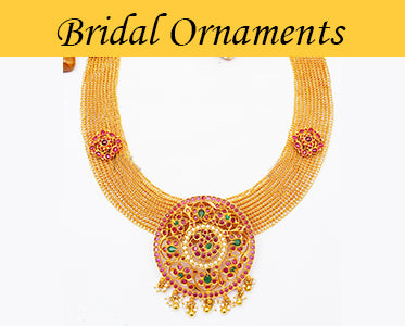 Bridal Accessories and Ornaments Indian Jewellery