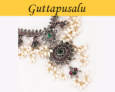 Gorgeous Guttapusalu Necklaces