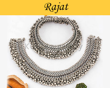 Jaipur Jewellery in Silver