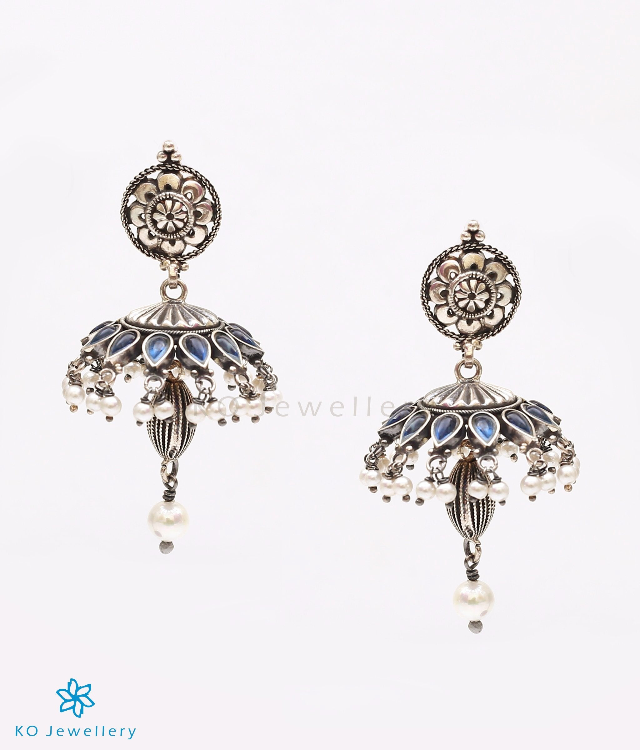 0ebd9c861 Ornately handcrafted temple jewellery earrings online shopping India ...