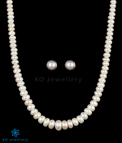 Purchase pearl necklace with guarantee online
