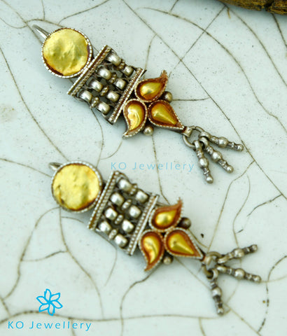 The Anvaya Silver Earring