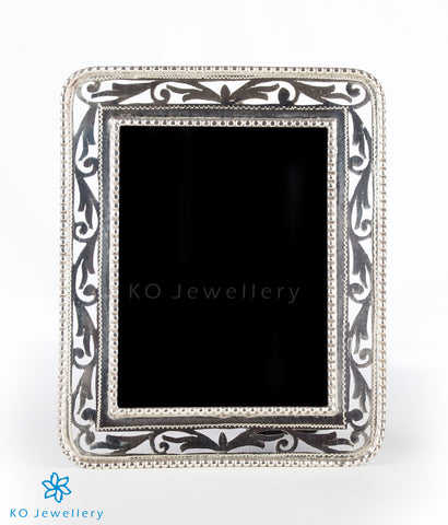 The Imperial Sterling Silver Photo Frame