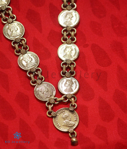 The Pana Antique Coin Necklace