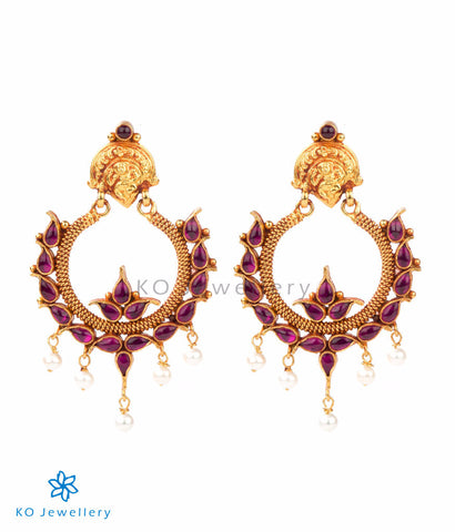 Exotic South Indian dance jewellery designs online