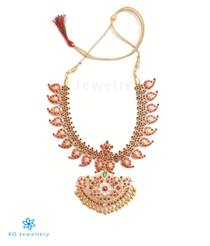 The Bridal Manga Malai Necklace