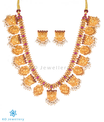 Exclusive south Indian temple jewellery online