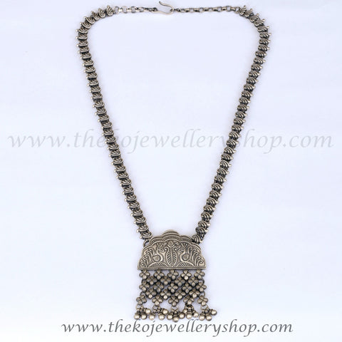 hand crafted sterling silver necklace shop online