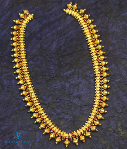 The Granthi Silver Necklace (Long)