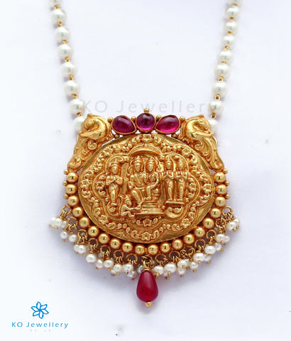 The Rama Antique-Nakkasi Pendant