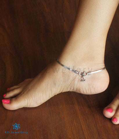 The Samay Silver Anklets