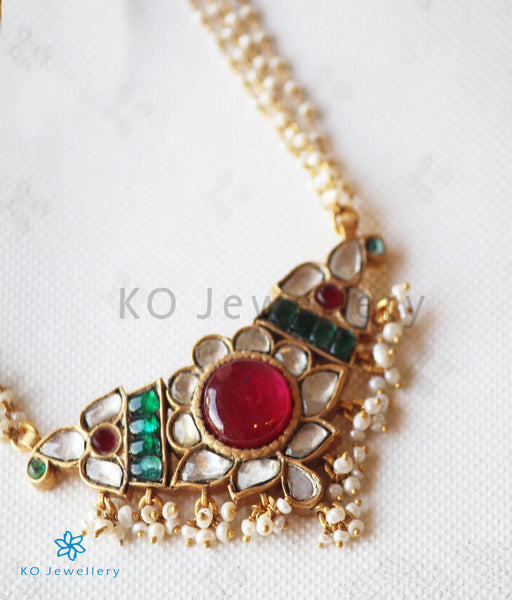 Necklaces: Jaipur Silver Jewellery - Gold Plated