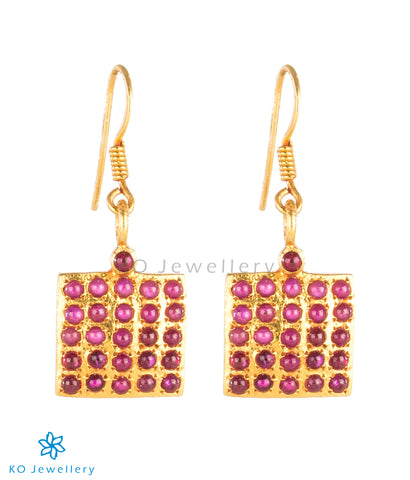 quality gold plated earrings with hooks