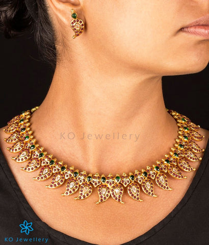 Purchase traditional South Indian temple jewellery online