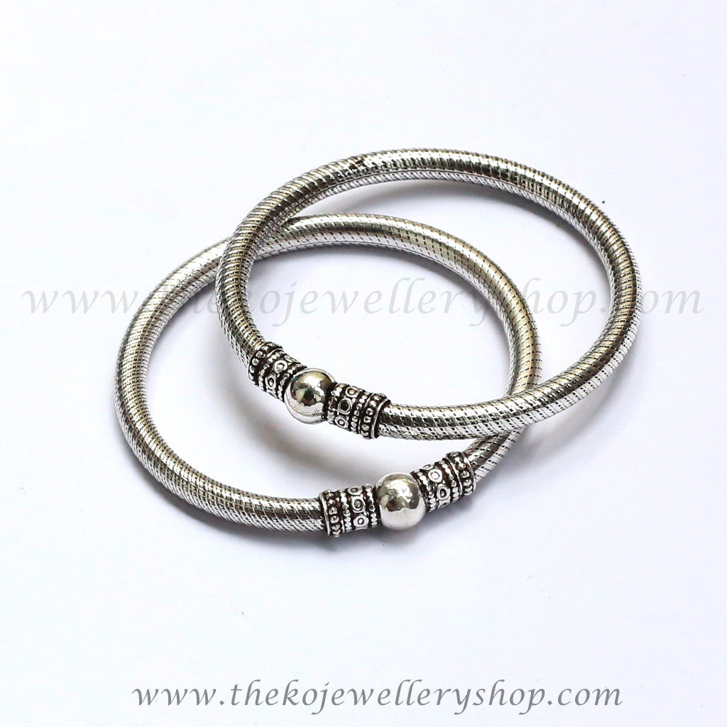 bangle sterling jewellery plain silver width bangles slave