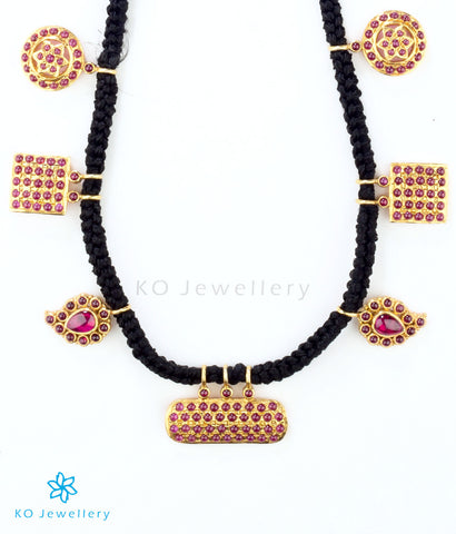 Gorgeous South Indian dance jewellery online